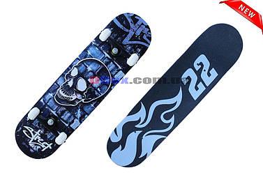 Скейт борд Street Premium (клен) (2T2036)