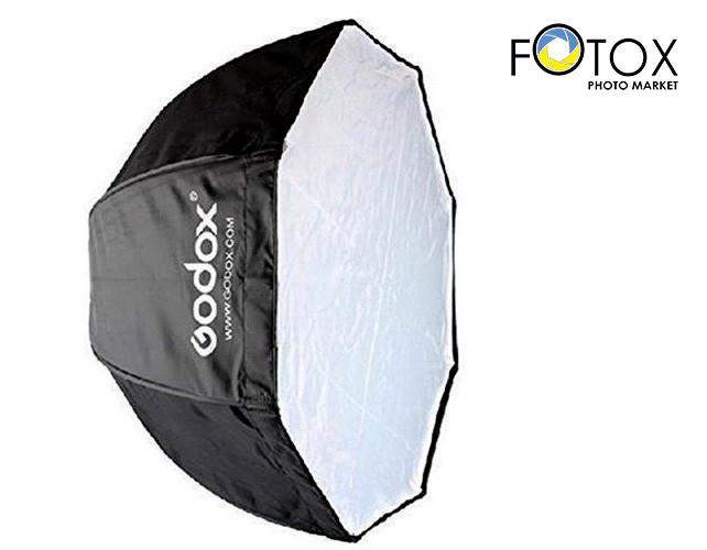 Софтбокс октобокс Godox 80 см. для накамерной вспышки, зонтичного типа