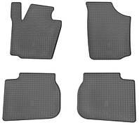 Автоковрики Stingray Skoda Rapid  2013- 4 шт Черный (1020014)