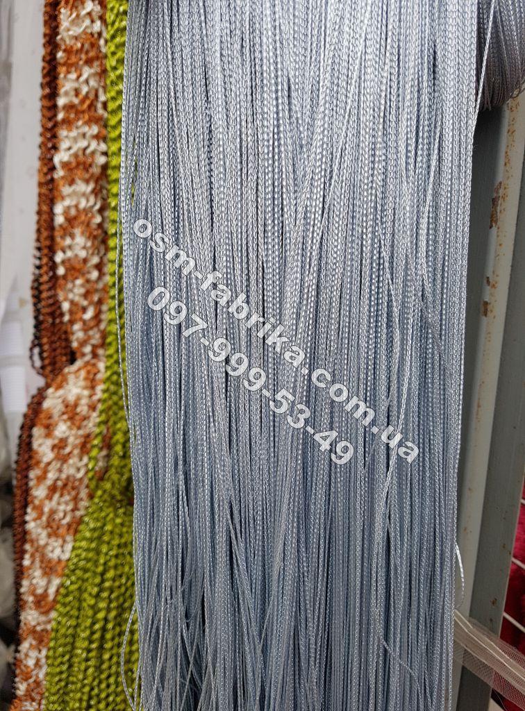 Однотонные шторы-нити от производителя