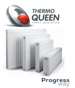 Стальной Радиатор Нижнее Подключение 22Vк*500*1600 Thermoqueen
