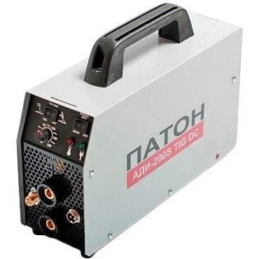 Сварочный инвертор ПАТОН АДИ-200S DC TIG/MMA, фото 2