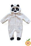 Комбинезон панда тепленький