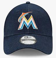 Джинсовая бейсболка - Miami Marlins