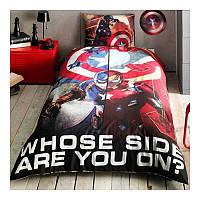 Постельное белье Тас Disney - Captain America Movie подростковое
