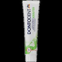 DONTODENT Zahnpasta Kräuter - Зубная паста с экстрактами трав, 125мл