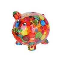 Копилка Pomme-Pidou Свинка Peggy (00025 E)