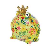 Копилка Царевна лягушка - Freddy С керамическая handmade ручная работа оригинальный подарок