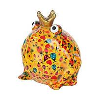Копилка Царевна лягушка - Freddy F керамическая handmade ручная работа оригинальный подарок