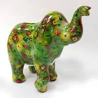 Копилка Слон - Zara B керамическая handmade ручная работа оригинальный подарок