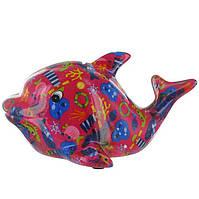 Дельфин - Twisty B керамическая handmade ручная работа оригинальный подарок сувенир +подарок