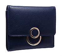 Компактное женское портмоне  K814 blue