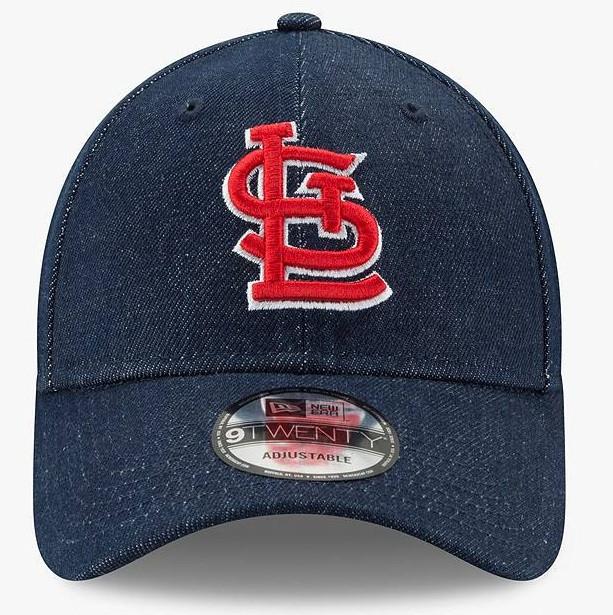 Джинсовая бейсболка - St. Louis Cardinals