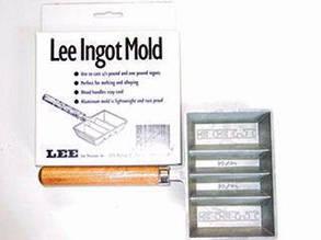 Форма для слитков свинца Lee INGOT MOLD, фото 2