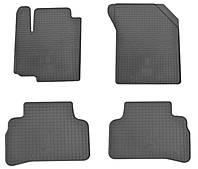 Автоковрики Stingray Suzuki Vitara  2015- 4 шт Черный (1021034)
