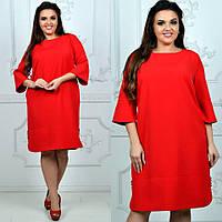 Платье модель 791 , красный, фото 1