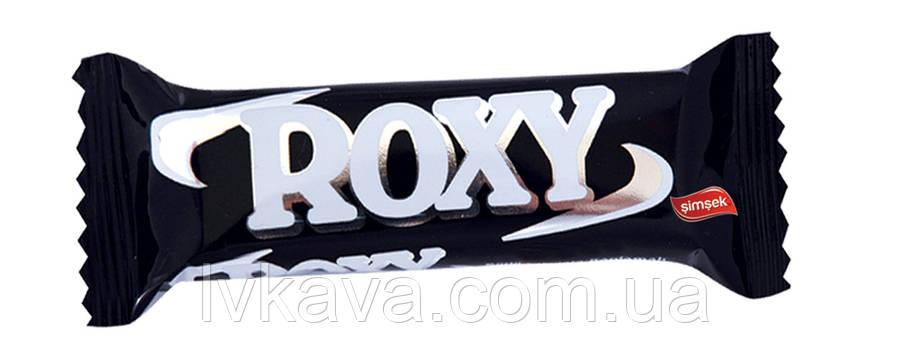 Шоколадний батончик Roxy Nougat Simsek , 22 гр, фото 2
