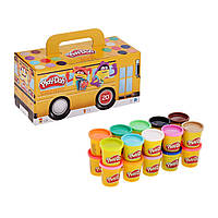 Набор Play-Doh Super Pack 20 баночек 1,68кг