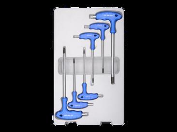 Набор Torx 6 ед. (Т10-Т40) Г-образных