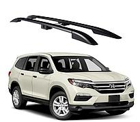 Рейлинги Honda CRV 2012-2017 с металлическим креплением