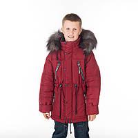 """Детская зимняя куртка-парка """"Классик"""" Разные цвета"""