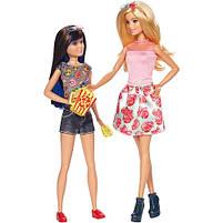 Набір ляльок Барбі і Скіппер в 3D окулярах серії Барбі і її сестри DWJ65, фото 2