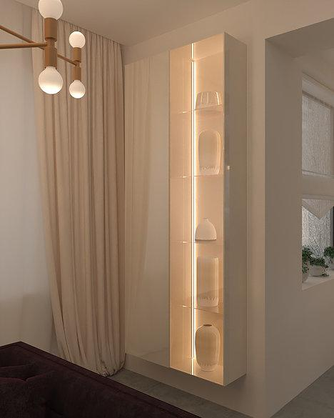 Шкаф подвесной Vanilla