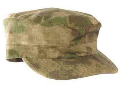 Камуфляжная полевая кепка acupat, фото 2