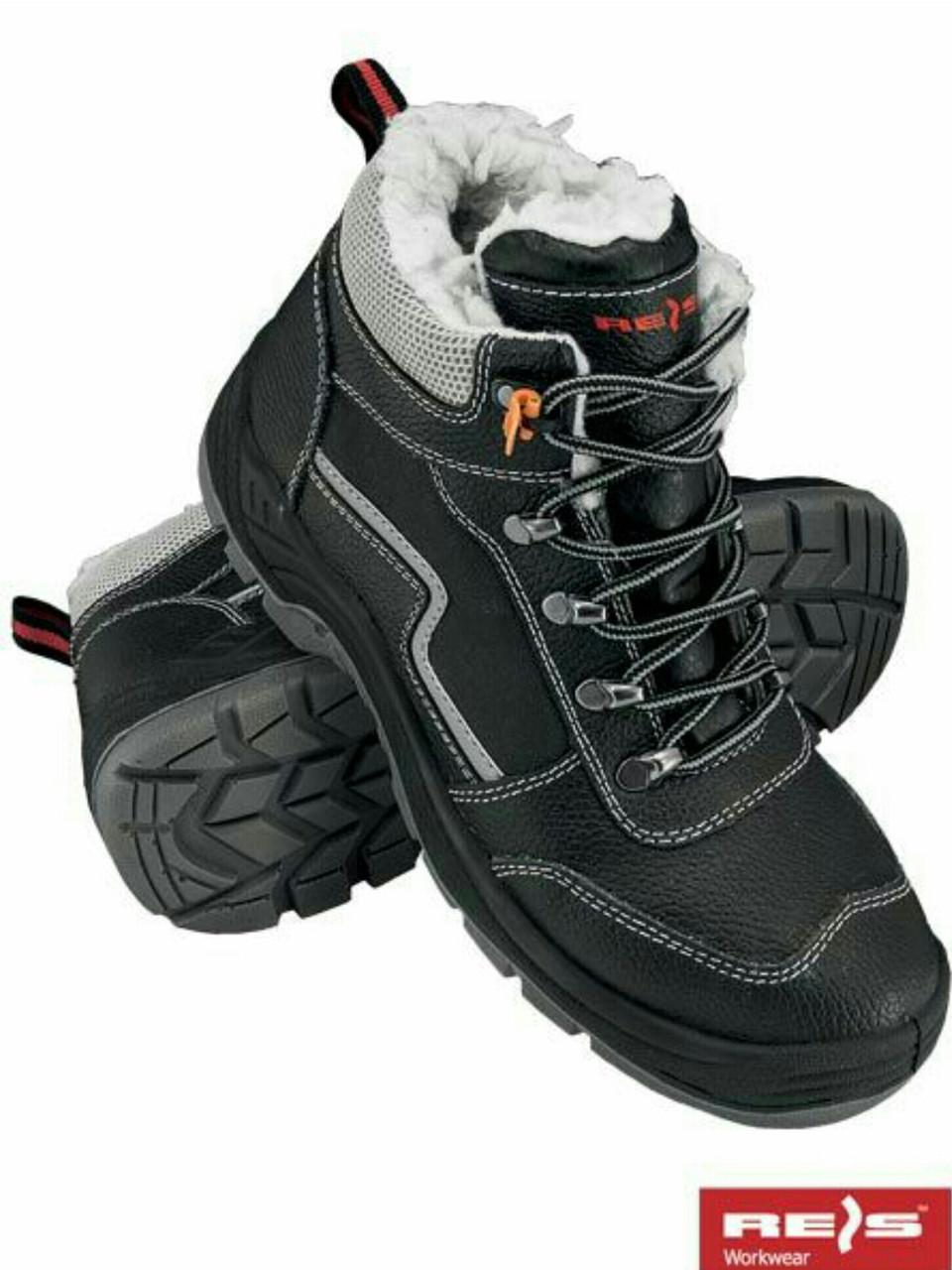 """Обувь рабочая ботинок """"BRYETI"""" (зима)"""