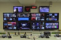 Проектирование системы технологического телевидения