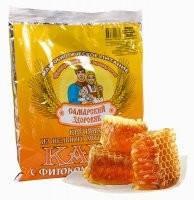 Каша самарский здоровяк №69 *Пшеничная со льном,расторопшей и пчелиным воском (Пчелиный Воск)*