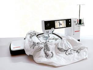 Многофункциональность и элегантность в сочетании с высокими  технологиями - BERNINA 830!
