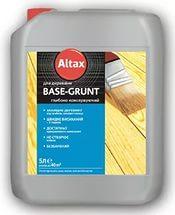 BASE-GRUNT Глибоко консервуючий 0,75 л.