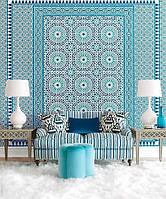 Плитка в марокканском стиле/ арабском стиле/ стиле прованс/ art nouveau/ метлахская плитка