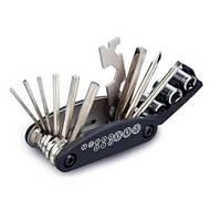 Мультитул для велосипеда 16 в 1 набор инструментов
