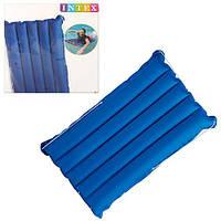 Надувной матрац для отдыха маленький 59194 Intex, 114х74 см