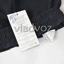 Спортивные штаны для мальчика 6-7 лет чёрные, фото 2