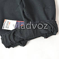 Спортивные штаны для мальчика 6-7 лет чёрные, фото 3