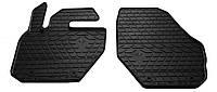 Автоковрики STINGRAY Volvo XC60 2008- 2 шт Черный (1037012)