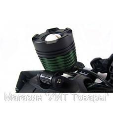 WIMPEX 2188B 15000w налобный фанарь T-6,Налобный фанарь!Акция, фото 2