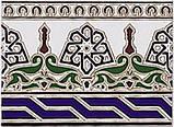 Плитка марокканська Zócalos M-22, фото 3