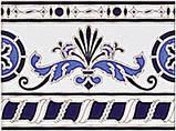 Плитка марокканська Zócalos M-22, фото 4
