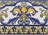 Плитка марокканская Zócalos M-22, фото 5