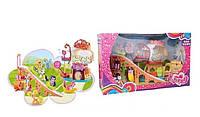 Игровой набор Домик для пони с горкой My Little Pony 729