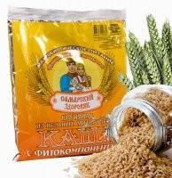 Каша самарский здоровяк №71*Рисово-гречнево-овсяная без пшеницы*