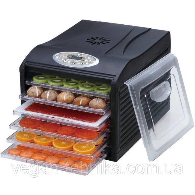 Дегидраторы - электрические сушилки для овощей и фруктов