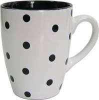 Кружка 320мл Milika Funny Dots White M0420-8024D