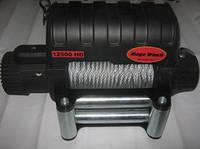 Лебёдка Mega Winch серии Energy MWE 12500HD Waterproof