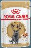 Royal Canin British Shorthair (кусочки в соусе)  85г*12шт-паучи для британских короткошерстных кошек