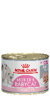 Royal Canin Babycat Instinctive 195г *5шт-мусс для котят до 4 месяцев